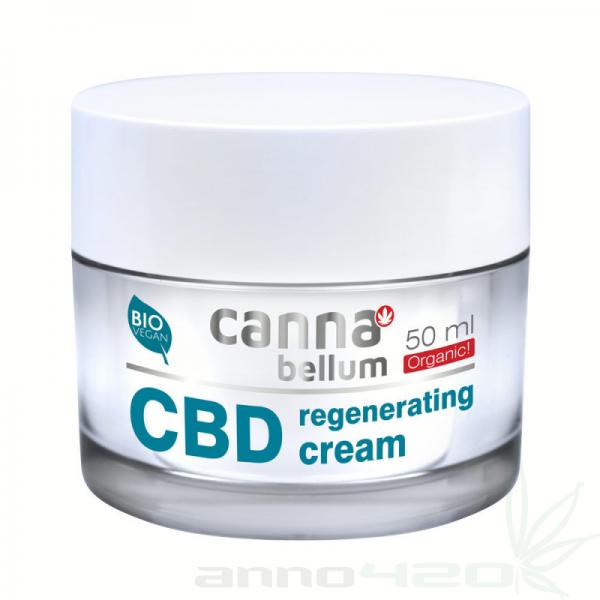 CBD regenerating cream 50ml