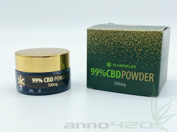 CBD-Powder