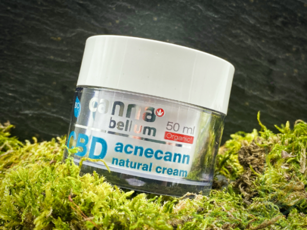 CBD acnecann natural cream 50ml